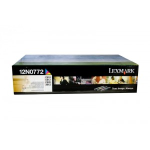 LEXMARK 12N0772 COLOR PHOTODEVELOPER