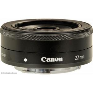 LENS CANON EF-M 22MM f/2 STM