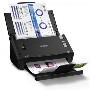 EPSON DS-510N A4 SCANNER