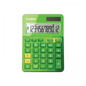 CANON LS123KGR CALCULATOR 12 DIGITS