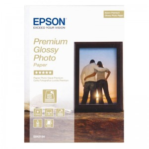 EPSON S042154 A4 GLOSSY PHOTO PAPER