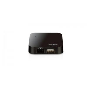 DLINK HUB USB2 4P