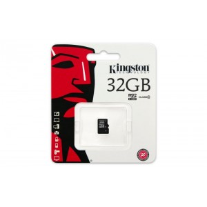 MICROSDHC 32GB CL4 W/O ADAPTER KS