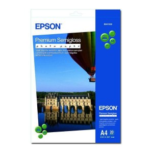 EPSON S041332 A4 SEMIGLOSSY PHOTO PAPER