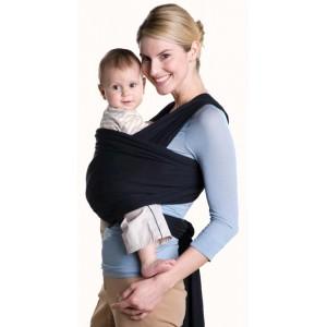 Symbol Babytrage Jersey Sling  Black 510