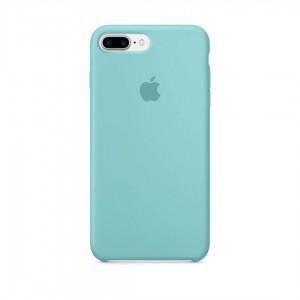 AL IPHONE 7 PLUS SILICON CASE SEA BLUE