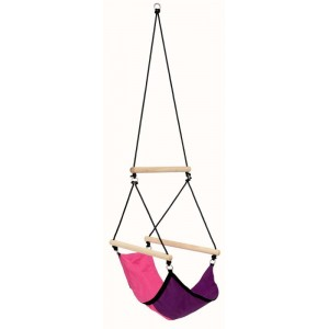 Hanging Chair Symbol Kid's Swinger Pink