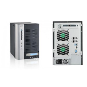 THECUS NAS 7BAY TWR IN G850 2.9 4GB 10G