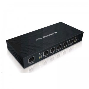 UBIQUITI ROUTER 5PORT