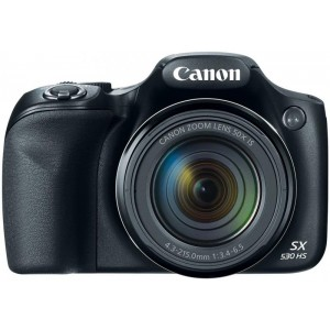 PHOTO CAMERA CANON SX530 IS BLACK