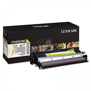 LEXMARK C540X34G YELLOW DEVELOPER