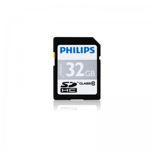 PHILIPS SDHC CARD 32GB CLASS 10