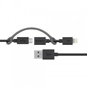MICRO USB CABLE BELKIN F8J080BT03-BLK