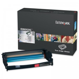LEXMARK E260X22G BLACK FOTOCONDUCTOR