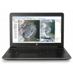 HP ZBook 15 i7-6700HQ 15.6 8GB/256 PC