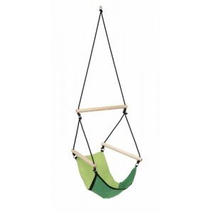 Hanging Chair Symbol Kid's Swinger Green