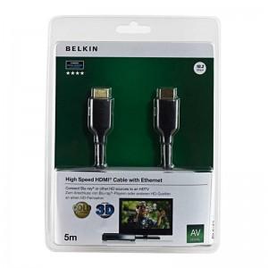 CABLU HDMI BELKIN M-M 5M