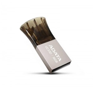 USB 16GB ADATA AUC330-16G-RBK