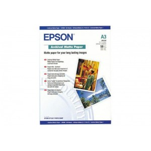EPSON S041344 A3 GLOSSY PHOTO PAPER