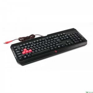 KB A4TECH BLOODY Q100 BLACK USB
