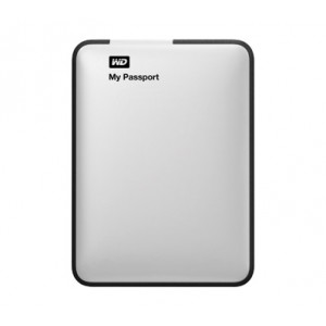 Hard disk extern WD MY PASSPORT, 2TB, 2.5 inch, USB 3.0