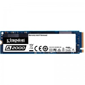 SSD 250GB KINGSTON A2000, M.2, PCIe Gen3