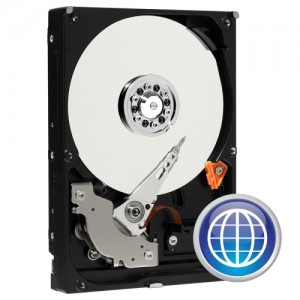 Hard Disk 500GB, WD  Blue SATA III, 7200 RPM
