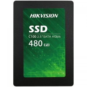 """SSD Hikvision C100, 480GB, 2.5"""", SATA III"""