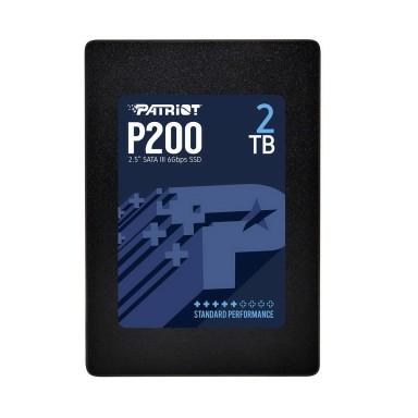 SSD 2TB PATRIOT, 2.5'' SATA3