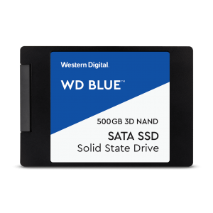 SSD 500GB WESTERN DIGITAL WD BLUE, 2.5'' SATA3