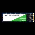 SSD 240GB WESTERN DIGITAL WD Green 3D NAND, M.2, SATA