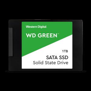 SSD 1TB WESTERN DIGITAL WD GREEN, 2.5'' SATA3