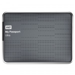 Hard disk extern WD MY PASSPORT ULTRA, 2TB, 2.5 inch, USB 3.0