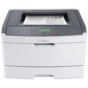 Imprimanta LEXMARK E360D, laser, duplex, monocrom, cartus incarcat pt 9.000 pagini