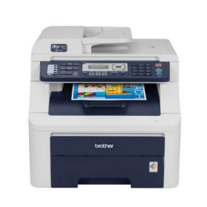 Multifunctionala color Brother MFC-9120CN laser, xerox, copiator, scaner, FAX