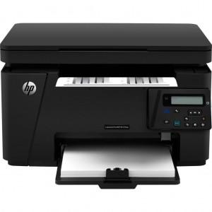 Multifunctionala HP Pro M125nw MF, laser, copiator, scaner, retea, wifi, A4