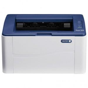 Imprimanta Xerox Phaser 3020, laser, monocrom, Wireless, A4