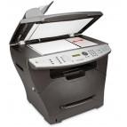 Multifunctionala LEXMARK X342N, laser, copiator, scaner, FAX alb - negru, cartus incarcat pt 6.500 pagini