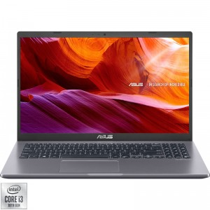 "Laptop ASUS X545FA cu procesor Intel Core i3-10110U, pana la 4.1 GHz, Comet Lake, 4GB DDR4, 1TB, USB 3.2, LED 15.6"" Full HD"