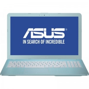 "Laptop ASUS Dual Core Intel Cel pana la 2.48 GHz, 4GB DDR3, 500GB, DVDRW, HDMI, USB 3.0, LED 15.6"" HD"