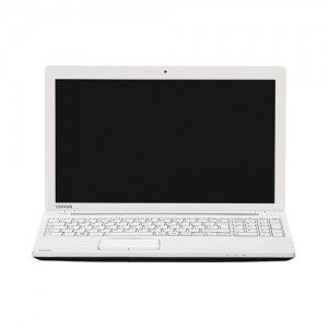 Laptop TOSHIBA Alb Intel DUAL CORE Cel 2.10GHz, 2GB, 500GB, DVDRW, WiFi, LED 15.6