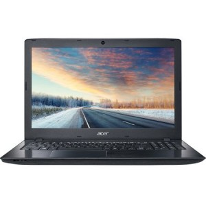 "Laptop Acer TravelMate P2 Intel i3-6006U 2.0GHz, 4GB DDR4, 500GB, nVidia GeForce 920MX 2GB, HDMI, USB 3.0, LED 15.6"" Full HD"