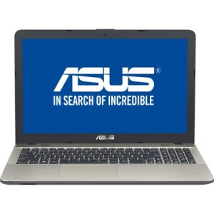 Laptop ASUS X541NA cu procesor Intel Celeron N3350 pana la 2.40 GHz, 4GB, 1TB, LED 15.6""
