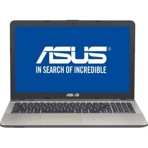 Laptop ASUS X541US cu procesor Intel Core i3-7100U 2.40 GHz, Kaby Lake, 4GB, 1TB, LED 15.6""