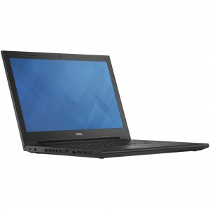 Laptop DELL INSPIRION Intel Core i3-6006U 2.0GHz, 4GB DDR4, 500GB, DVDRW, USB 3.0, HDMI, WiFi, LED 15.6""