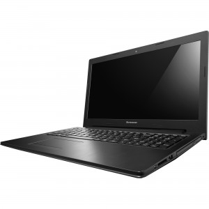 Laptop Lenovo Intel Core Celeron N3060 pana la 2.48GHz, 4GB DDR3, 500GB, DVDRW, USB 3.0, HDMI, WiFi, LED 15.6""