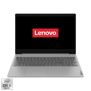 "Laptop LENOVO IdeaPad 3 15IIL05 cu procesor Intel Core i5-1035G1, pana la 3.6 GHz, Ice Lake, 4GB DDR4, SSD 512GB, LED 15.6"" Full HD"