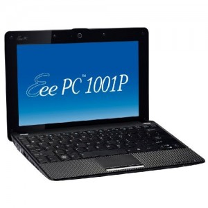 "Laptop ASUS EEE PC 10.1"" LED, INTEL DUAL CORE ATOM 1.66GHz, 2GB DDR2, 160GB HDD, WiFi, WEB"