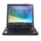 "Laptop IBM LENOVO T42 14"", Intel Pentium M 1.7 GHz, 768MB DDR, 40GB HDD, COMBO, Baterie autonomie 0 %"