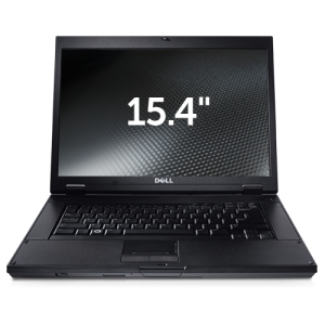 "Laptop DELL LATITUDE E5500 Intel C2D T7250 2.0GHz, 4GB, 120GB HDD, COMBO, WiFi Internet, Display 15.4"" LCD"